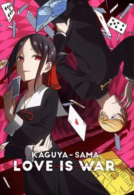 Kaguya Sama
