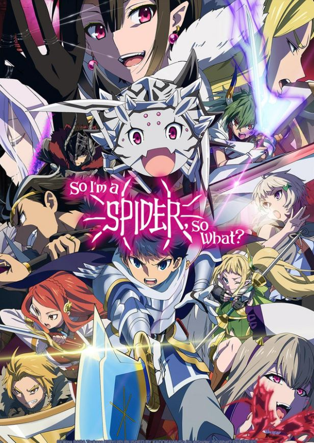 so im a spider so what